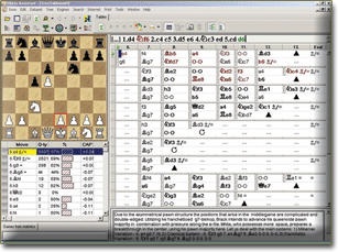 Chess Software for Mac and PC | Chess King » Chess Assistant 19