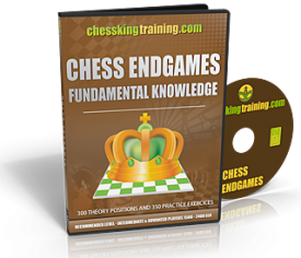 Chess King Training Endgame Software Training DVD