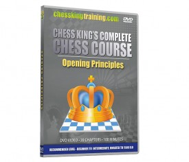Complete Chess Course Disk 1 Opening Principles DVD