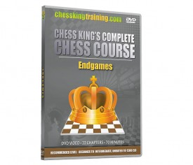 Complete Chess Course Disk 3 Endgames (DVD)