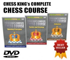 Complete Chess Course Video DVD