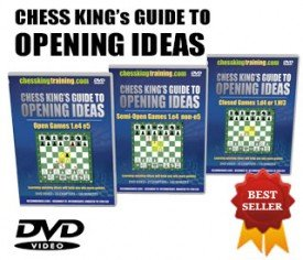 Chess Opening Ideas Video DVD
