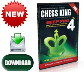 Chess King 4 Deep Pro (new for 2014) Download – Ultimate