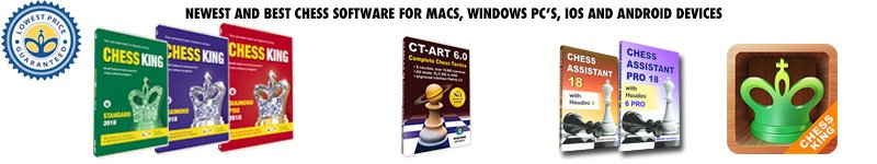 Chess Software for Mac, PC, iOS, Android