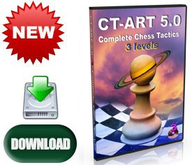 CT-ART 5.0. Complete Chess Tactics (Download)