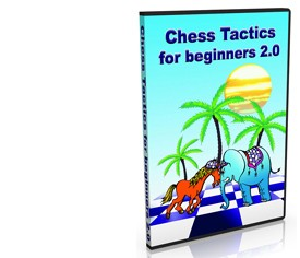 Chess Tactics for Beginners 2.0 (DVD)
