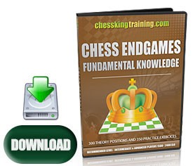 Chess King Training Endgames (download)