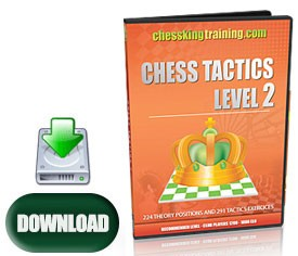 Chess King Training Tactics 2 (download)