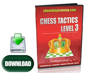 Chess King Training Tactics 3 (download)