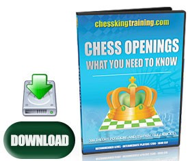 Chess King Training Openings (download)