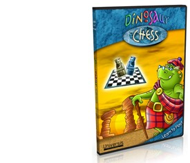 Dinosaur Chess (DVD)