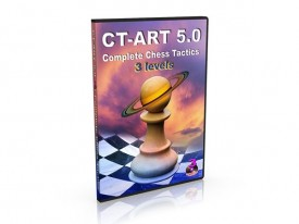 CT-ART 5.0. Complete Chess Tactics DVD