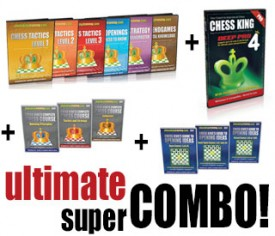 Ultimate Super Combo (13-Disk)