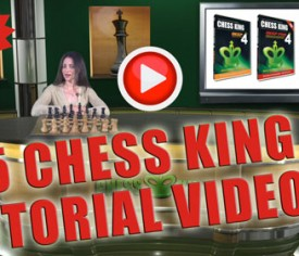 Chess King 4 Tutorials (new for 2014)