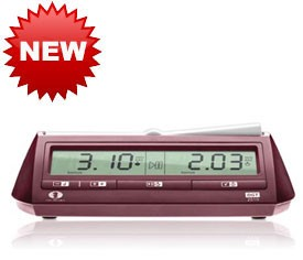DGT 2010 Digital Chess Clock Timer