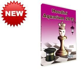 Houdini Aquarium 2015 DVD
