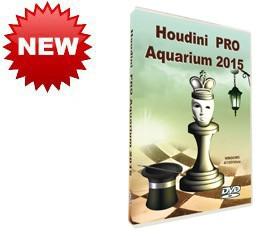 Houdini PRO Aquarium 2015 DVD
