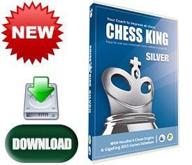 Chess King Silver avec Houdini 4 (nouvelle version 2016) Téléchargement