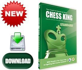 Chess King Standard avec Houdini 2 (nouvelle version 2016) Téléchargement