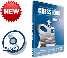 Chess King Silver (new for 2015) DVD