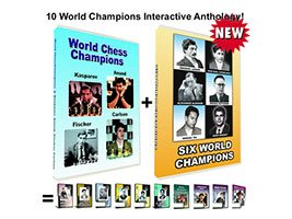 Interactive 10 Chess World Champions Anthology Maxi Combo (2015) Download