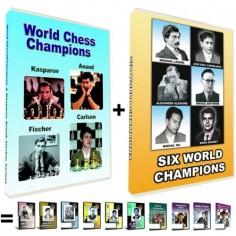 Interactive 10 Chess World Champions Anthology Maxi Combo (2015) DVD
