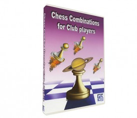 Chess Combinations for club players (DVD)