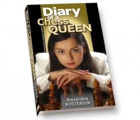 Diary of a Chess Queen (Paperback Autographed Book)