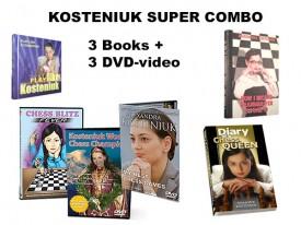 Kosteniuk Super Combo (DVD)