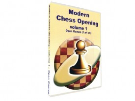 Modern Chess Opening 1: Open Games (1.e4 e5) (DVD)