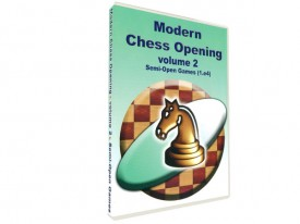 Modern Chess Opening 2: Semi-Open Games (1.e4) (DVD)