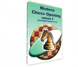 Modern Chess Opening 2: Semi-Open Games (1.e4) (download)