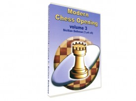 Modern Chess Opening 3: Sicilian Defense (1.e4 c5) (DVD)