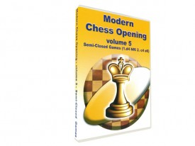 Modern Chess Opening 5: Semi-Closed Games (download)