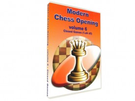Modern Chess Opening 6: Closed Games (1.d4 d5) (DVD)