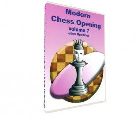 Modern Chess Opening 7: other openings (DVD)