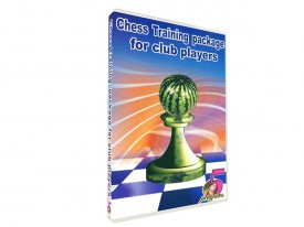 Chess Training Package for Club Players (DVD)