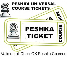 Peshka Download Course Tickets