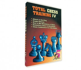 Total Chess Training IV (DVD)
