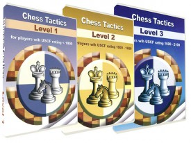 Total Chess Tactics (DVD)