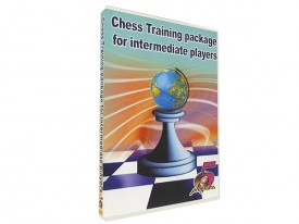 Chess Training Package for Intermediate Players (DVD)