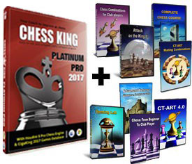 Chess King Platinum Pro + 8 Peshka Courses Level-5 (Download)