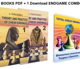 Chess Endings Combo (2 books pdf + 1 download Endgame)