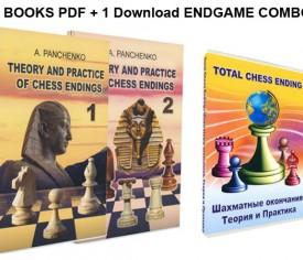 Chess Endings Combo (2 books pdf + 1 download Endgame)