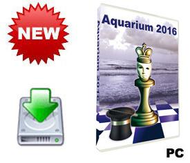 Upgrade to ChessOK Aquarium 2016 (download) + Lomonosov TB 2017