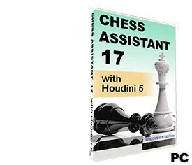 Chess Assistant 17 (for PC, DVD)