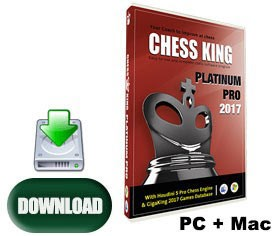 Chess King Platinum Pro (new for 2017) Download