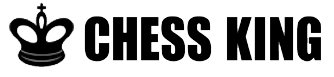 LogoChessKingBlack