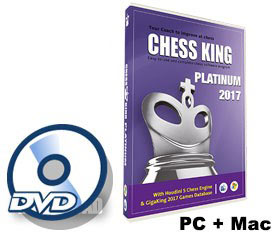 Chess King Platinum (new for 2017) DVD