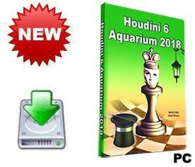 Houdini 6 Aquarium 2018 (for PC, download)